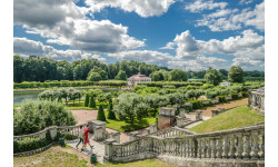 Peterhof Lower Gardens, Marli Palace