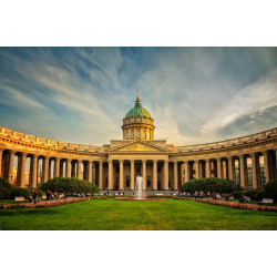 Walking Tour along Nevsky Prospect