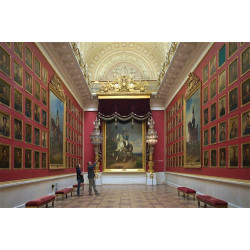 The Hermitage and Winter Palace Group Tour