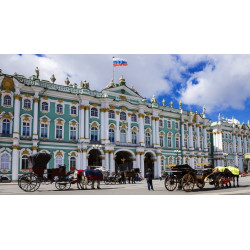 The Hermitage and Winter Palace Private Tour