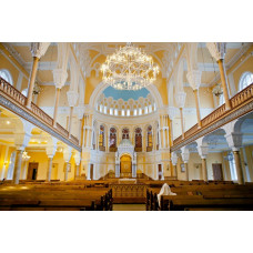 Jewish Heritage of St. Petersburg 2-Day Shore Tour for Cruise Passengers