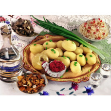Russian Cuisine Master-Class in St. Petersburg, Russia