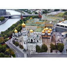 Kremlin and Cathedrals Tour in Moscow