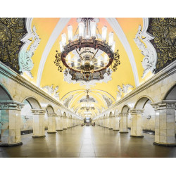 Moscow Walking and Metro Tour