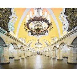 Moscow Walking and Metro Tour