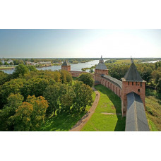 St. Petersburg + Novgorod 3-Day Shore Excursion