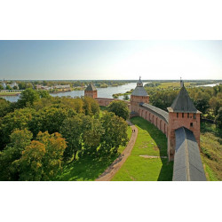 St. Petersburg + Novgorod 3-Day Shore Excursion