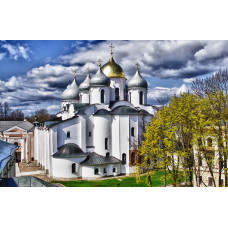 Novgorod the Great Tour in St. Petersburg, Russia