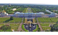 Peterhof Photo Gallery