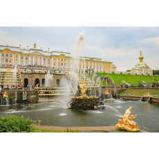 The Peterhof Group Tour