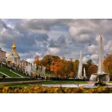 Peterhof: Grand Palace and Fountain Park Tour