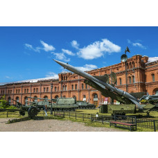 The Artillery Museum Tour in St. Petersburg, Russia