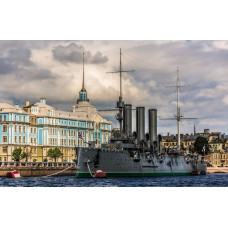 The Naval Fame of Russia Tour in St. Petersburg