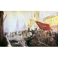 Revolution of 1917 Tour in St. Petersburg, Russia