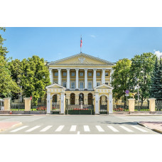 Smolny Museum Tour in St. Petersburg, Russia