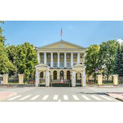 Smolny Museum Tour