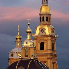St.Petersburg Group City Tour