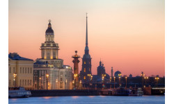 St. Petersburg Photo Gallery