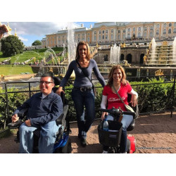 Friendly St. Petersburg 2-Day Shore Tour for Cruise Passengers