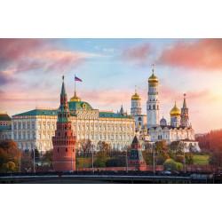 Moscow's Kremlin