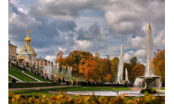Grand Cascade of Peterhof