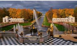 Grand Cascade of Peterhof