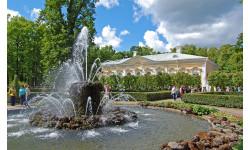 Peterhof Fountain Park