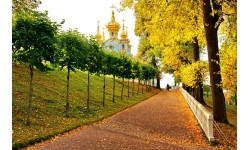 Peterhof Lower Gardens