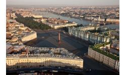 Palace Square panorama