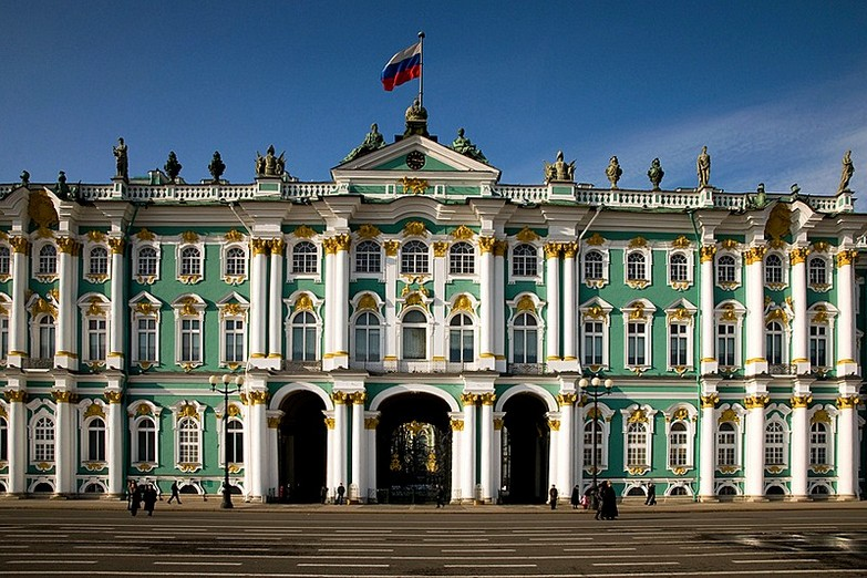 Hermitage Museum and Winter Palace Tour