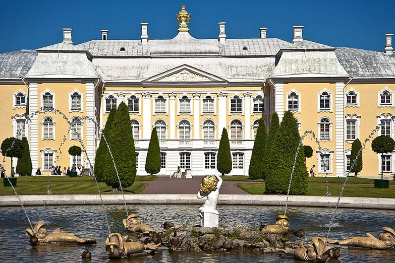 Grand Palace of Peterhof